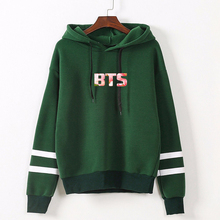 Bangtan7 Logo Striped Colorful Hoodies (26 Models)
