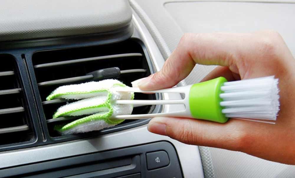 כיס מברשת מקלדת אספן אבק מזגן מנקה מחשב נקי כלים חלון תריסי עלים הדאסטר מנקה dropship0.9