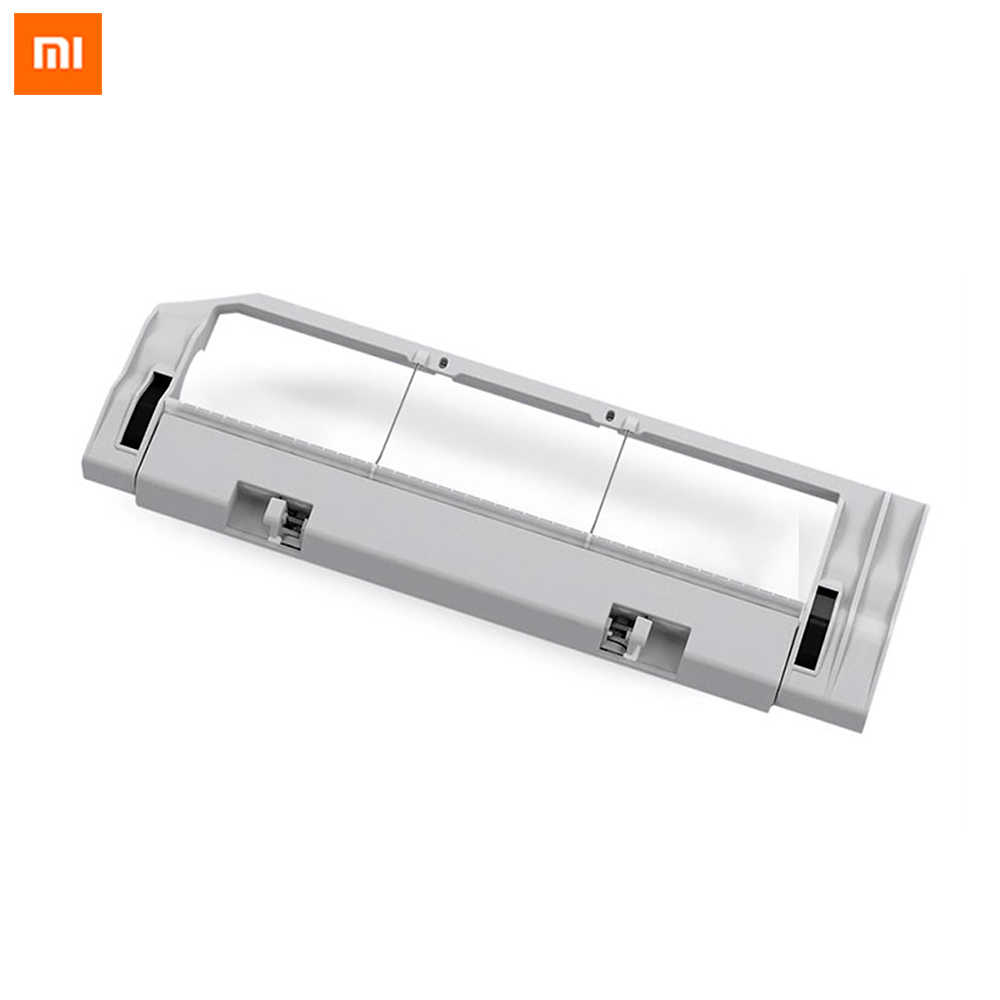 Original Xiaomi Mi Smart Accessories Main Brush Cover of Xiaomi Robot Vacuum Cleaner 2 Spare Parts Kits Replacement
