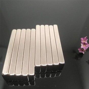 Zion  100pcs 30x10x5mm super magnet strong N35 block neo rare earth magnet 30mmx10mmx5mm permanent neodymium magnet 30*10*5mm