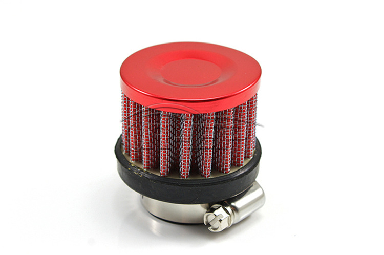 Universal Car Round Conical Air Mini Filters Filters 25 MM Clip-On Cold Air intakes 7