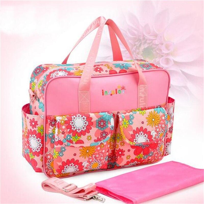 HTB1nzsBLFYqK1RjSZLeq6zXppXa0 Mummy Maternity Nappy Bag Stroller bolsa Large Capacity Baby Travel Backpack Mommy Nursing Bag Baby Care Changing Diaper Bag