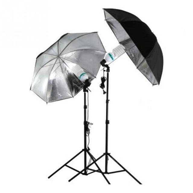 3f9d4446f new Cameras Photo Studio Accessories Video Umbrella Camera Soft Photography  Pro Flash Lighting White Translucent 33 Inch 83 cm#4
