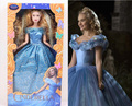 2014 30cm new  free shipping High quality princess cinderella doll kid's plastic toy Wholesale
