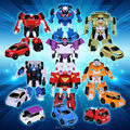 8 estilos Coreia Do Carro Dos Desenhos Animados Carro TOBOT Deformação Robô Transformação Robot Tobot Irmãos Anime Brinquedos Crianças Brinquedos Veículo