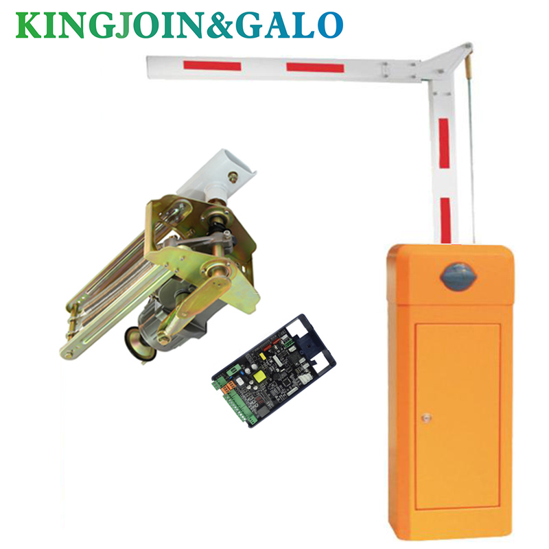 High Quality Parking Lot Automatic Remote Control And Folding 90 Degree Automatic Door