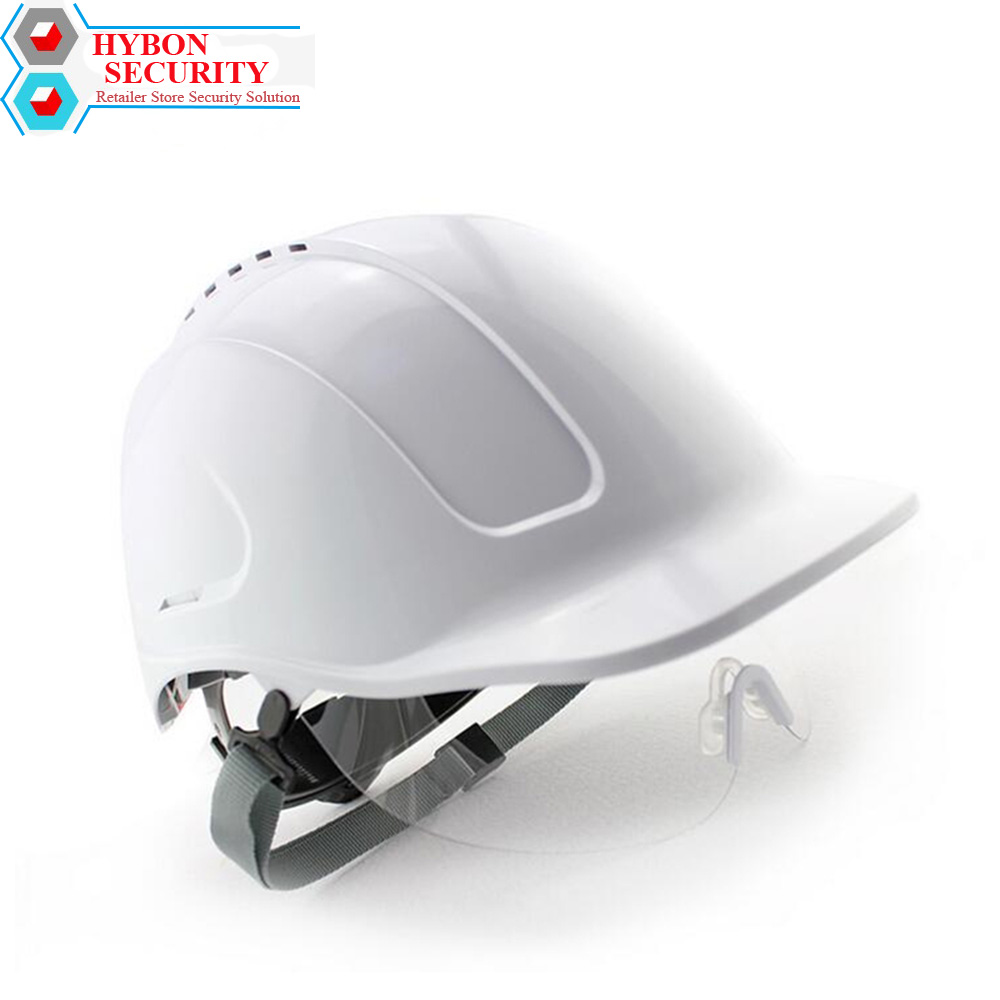 HYBON ABS Construction Team Safety Helmet Anti-smash Construction Work Riot Helmet Capacete Motoqueiro Safety Bump Cap