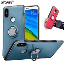 3D Ring Case For Xiaomi Redmi note
