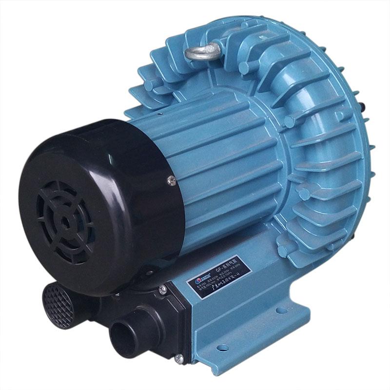 RESUN GF-250 blower vortex jet aerator 250W fish pond Oxygen Pump Aquarium oxygen