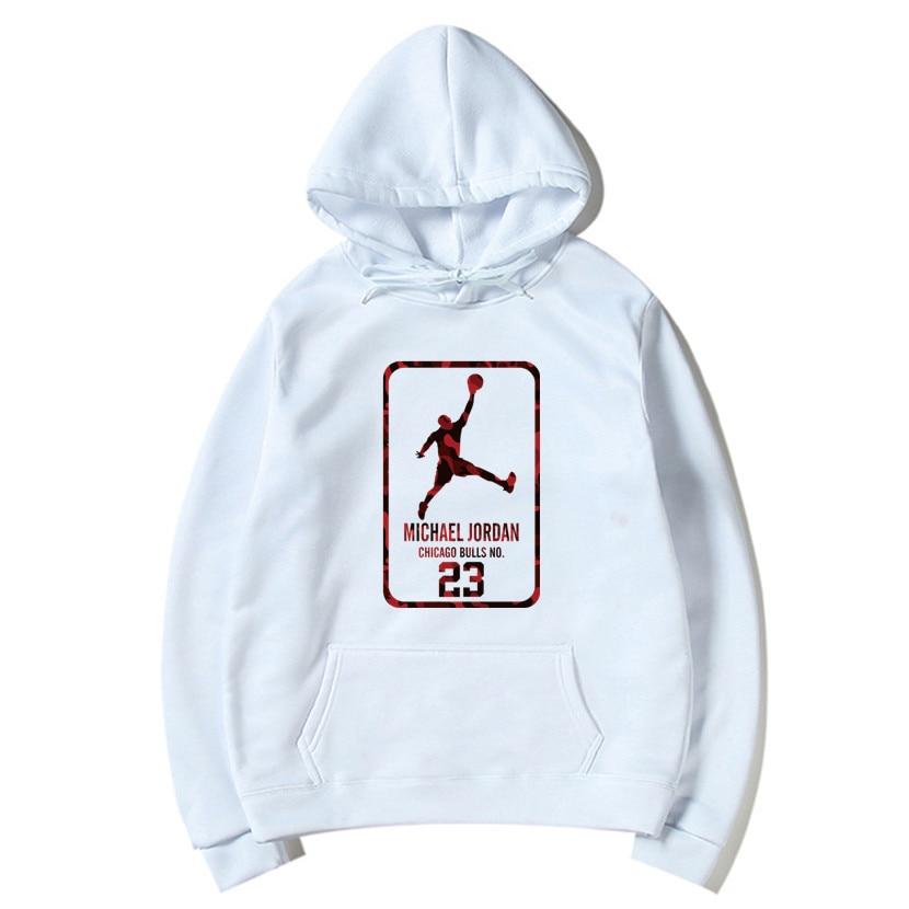 2019 Brand New Fashion JORDAN 23 Men Sportswear Print Men Hoodies Pullover Hip Hop Mens Tracksuit Sweatshirts Clothing