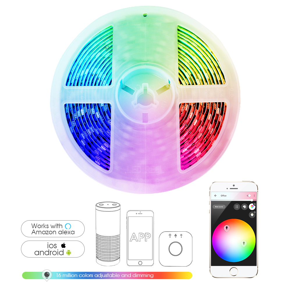 top 8 most popular led rgb waterproof voice near me and get