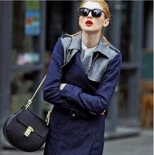 Women messenger bags cowhide leather handbag ladies Chain shoulder bags clutch fashion crossbody bag brand candy color