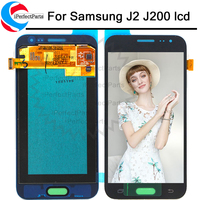 lcd Tested for Samsung Galaxy J2 2015 J200 SM J200FN J200M J200H J200Y LCD Display Touch Screen Digitizer Assembly