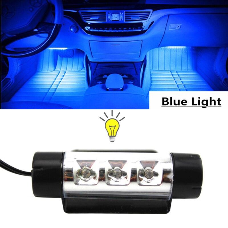Auto led verlichting interieur koop goedkope auto led for Auto interieur verlichting