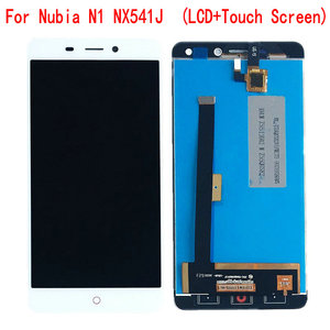 Image 1 - For ZTE Nubia N1 NX541J LCD Display Touch Screen Digitizer Assembly Mobile Phone Parts For Nubia N1 NX541J Screen LCD Display