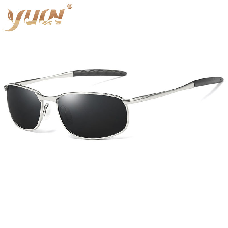 Brand Designer Original men's Polarized Sunglasses Goggles Men Designer Mirror Glasses oculos de sol Men's driving sunglasses