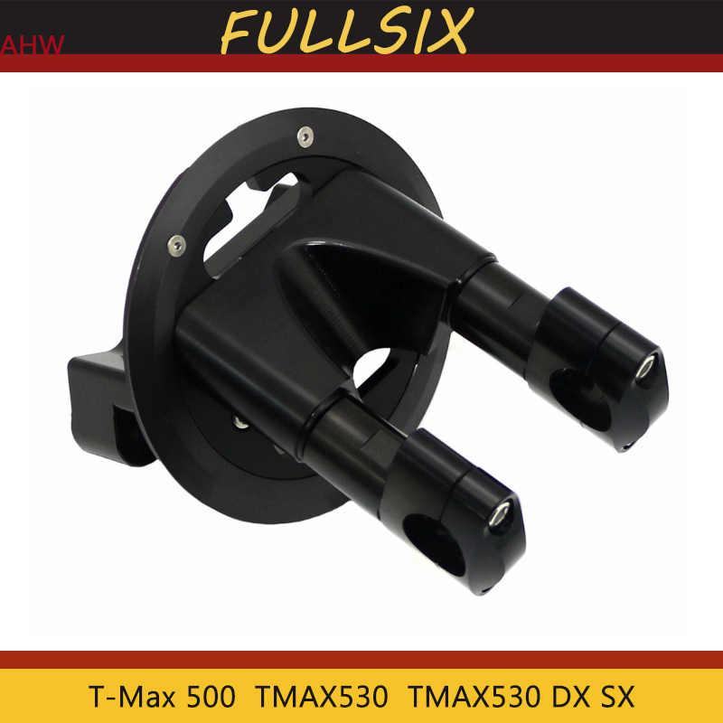 Moto Riser de Guidon pour T-Max 500 ABS 2008-2012 T-Max 530 T-MAX530 DX SX