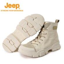 2018 جيب أصيلة رجل/المرأة جلدية الرياضة في الهواء الطلق C الأدوات مارتن الأحذية عارضة عالية حذاء للسير مسافات طويلة