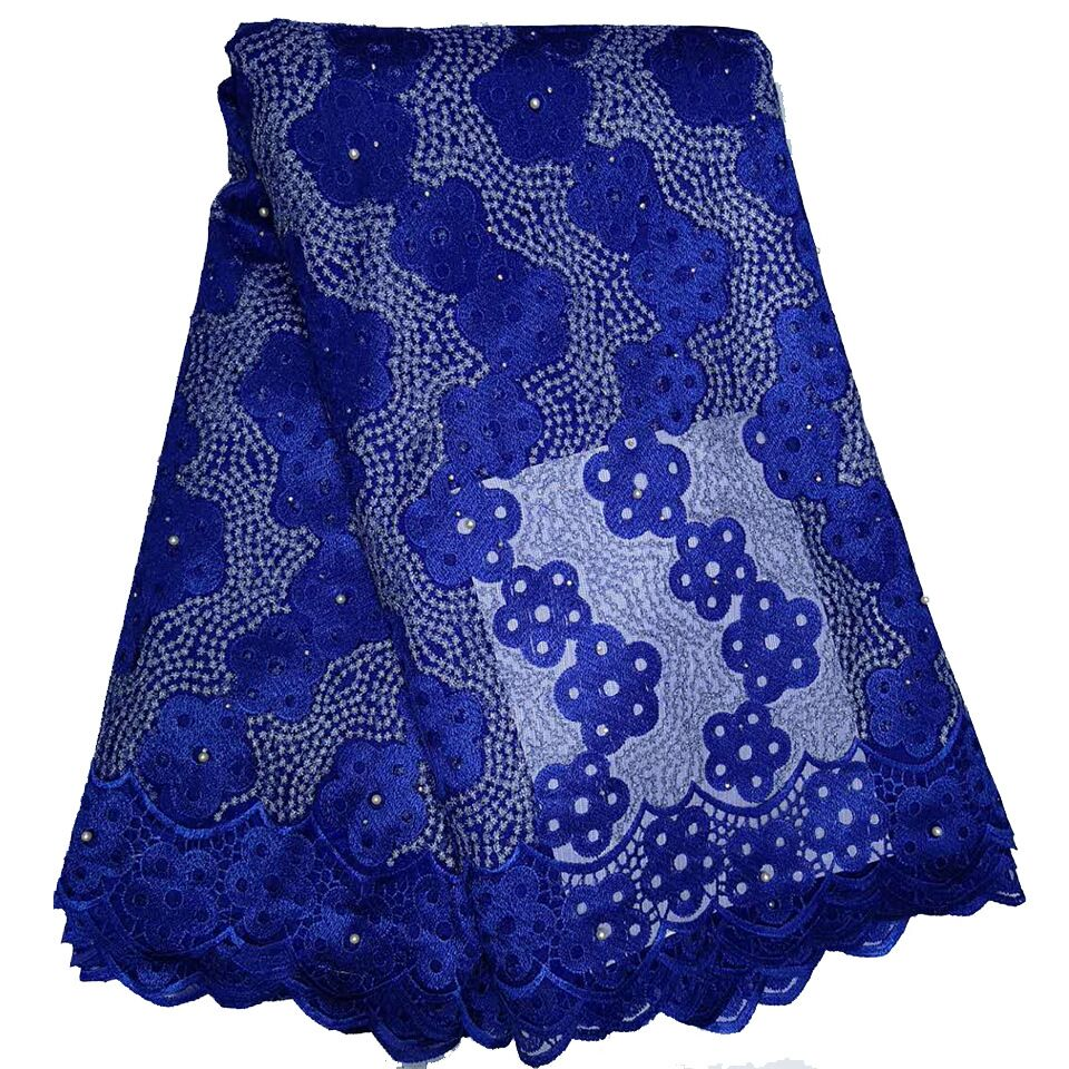 2018 10 Colors Available Dark Blue laces Green Lace Fabric Indian Lace Fabric Lace Materials African Materials