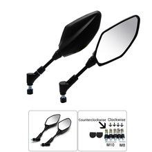 цена на Side Mirror FOR YAMAHA YZF-R25 2014-2016 YZF-R3 2015-2017 Motorcycle Rear View Rearview Mirrors YZFR25 YZFR3 R25 R3