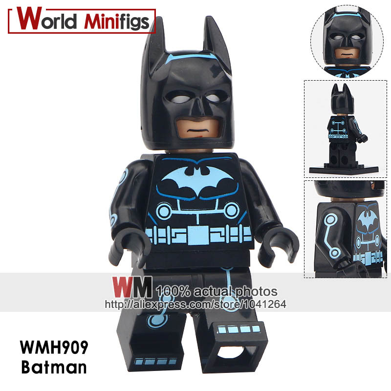 Learned 20pcs/lot Super Heroes Action Figures Batman Robin Nightwing Building Blocks Learning Toys Gifts Model For Children Legoingly Blocks Toys & Hobbies