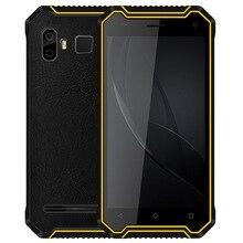 Оригинальный jeasung P8 телефон 5.0 «IP68 MT6737 Quad Core Android 7.0 3 г GPS 2gbram 16gbrom 4 г LTE Водонепроницаемый смартфон