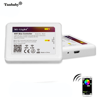 Tanbaby New Mi Light Wifi IBox Controller DC5V Compatible With IOS Andriod System Wireless APP Control