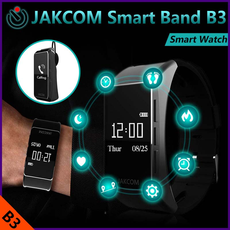 Jakcom B3 Smart Band New Product of Smart Watches As for garmin forerunner bluetooth thermometer for xiaomi mi band 2