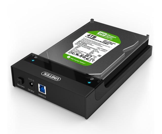 Atacado New design USB3.0 para SATA/SSD Converter, suporte 2.5 '/3.5' SATA1/SATA2/SATA3 HDD, Y-1079