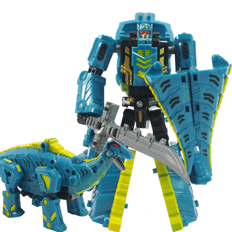 Robot For Big Boys Toys : In transformation dinosaur deformation toys anime