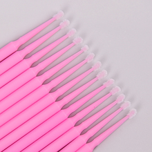 100PCS/lot Durable Micro Disposable Eyelash Extension Individual Applicators Mascara Brush For Women