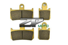 Wholesale Brake Pads For VMX 1700 V-Max (6 piston radial caliper) 2009-2014 10 11 12 13 Front OEM New High Quality