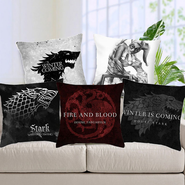 Game of Thrones Pillowcase