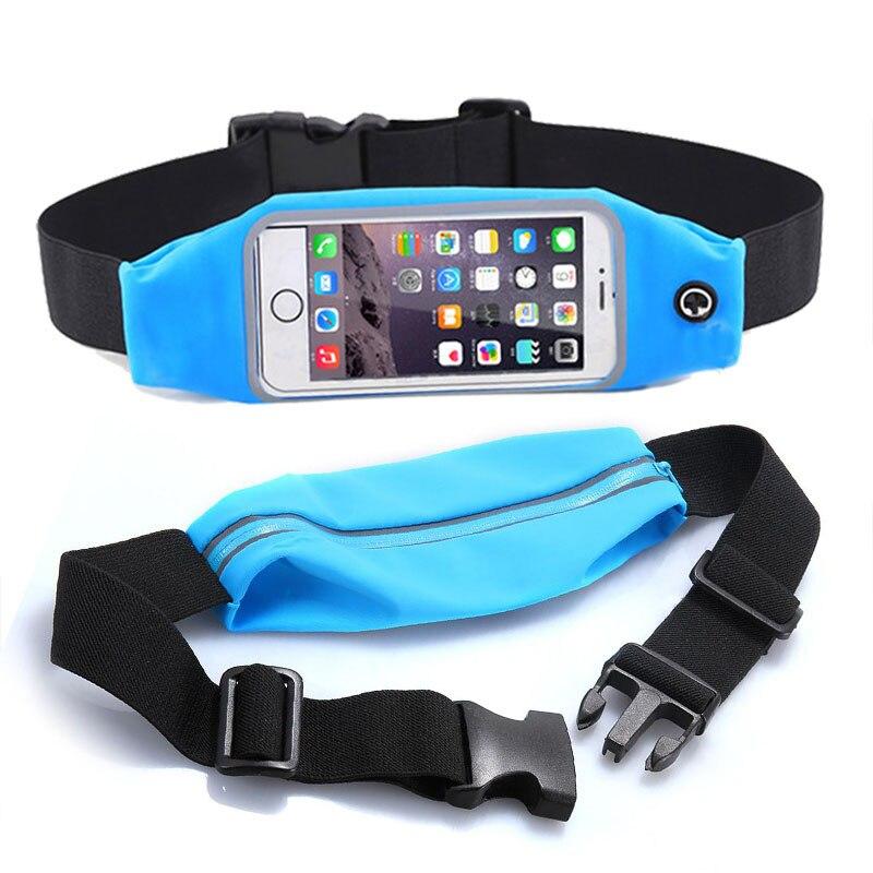 Sport Waist Belt Pouch Universal For 5.2