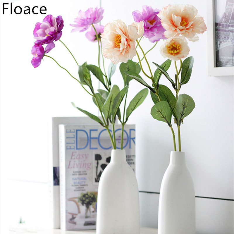 아름다운 꽃 웨딩 장식 고품질의 인공 꽃 장미 실크 플라워 신부 홈 장식이 머리