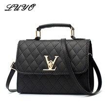 a03605e80d4a0 2018 mode Leder Kleine V Stil Luxus Handtaschen Frauen Taschen Designer  Umhängetasche Für Berühmte Marken Messenger Bags Louis B..