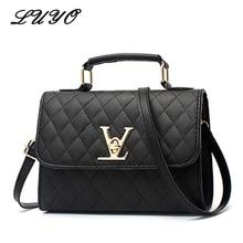 2018 Fashion Leather Small V Style Luxury Handbags Women Bags