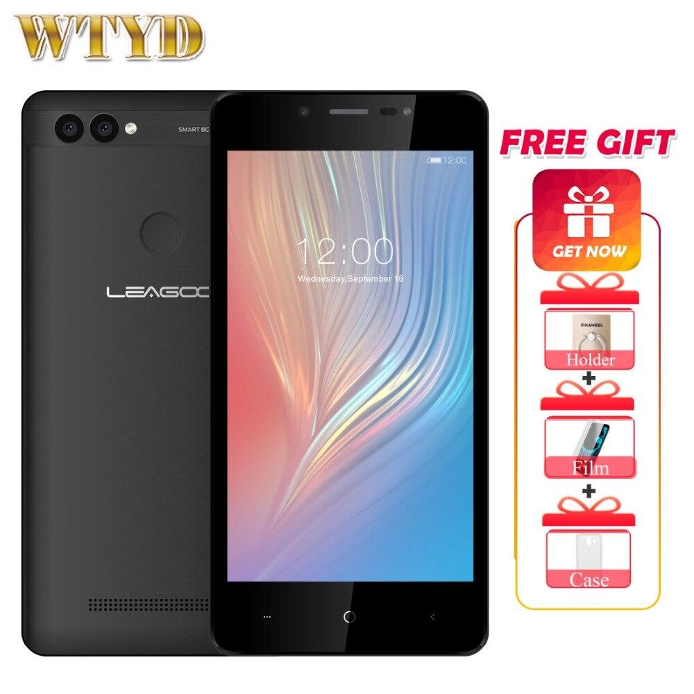 LEAGOO POWER 2 Mobile Phone 5 0 HD IPS RAM 2GB ROM 16GB Android 8 1