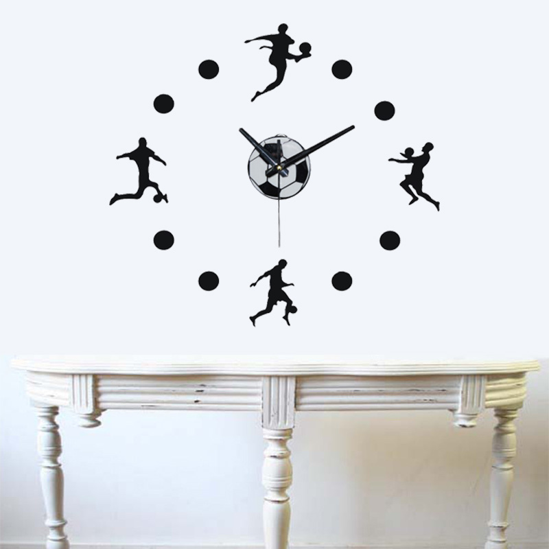 Wall Clock Decor popular wall clock decoration-buy cheap wall clock decoration lots