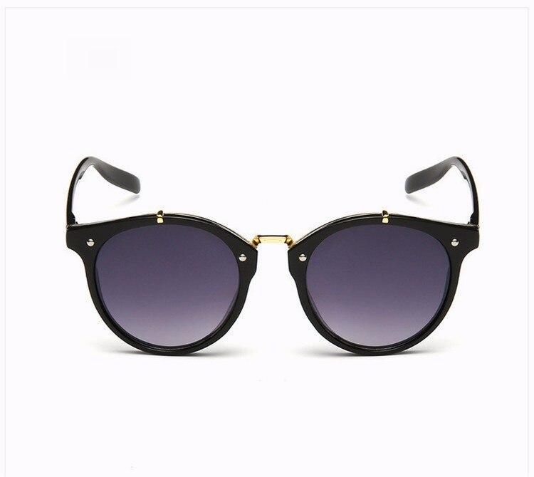 Fashion Vintage Round Sunglasses Women Men Brand Designer Retro Mirror Sunglass Ladies Female Male Sun Glasses For Women Glasses (17)