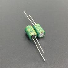 10pcs 680uF 10V SANYO WG Series 8x12mm Super Low ESR 10V680uF motherboard Aluminum Electrolytic capacitor