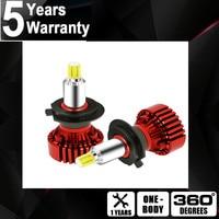 Fits For MB E/CLK/ML/GLA/C class Mini H7 70W 14000LM 6000K Car Led Headlight Bulbs +H7 LED Car Bulb Holder Adapters