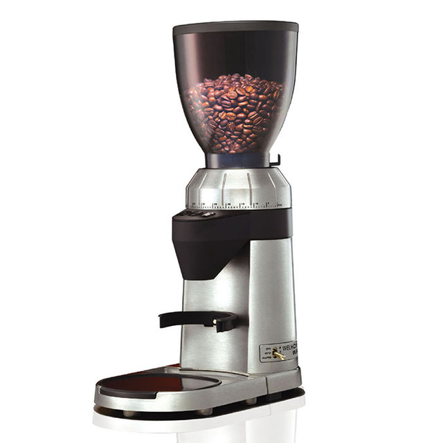 Wpm Zd 16 Conical Burr Coffee Grinder Coffee Machine Aluminum New