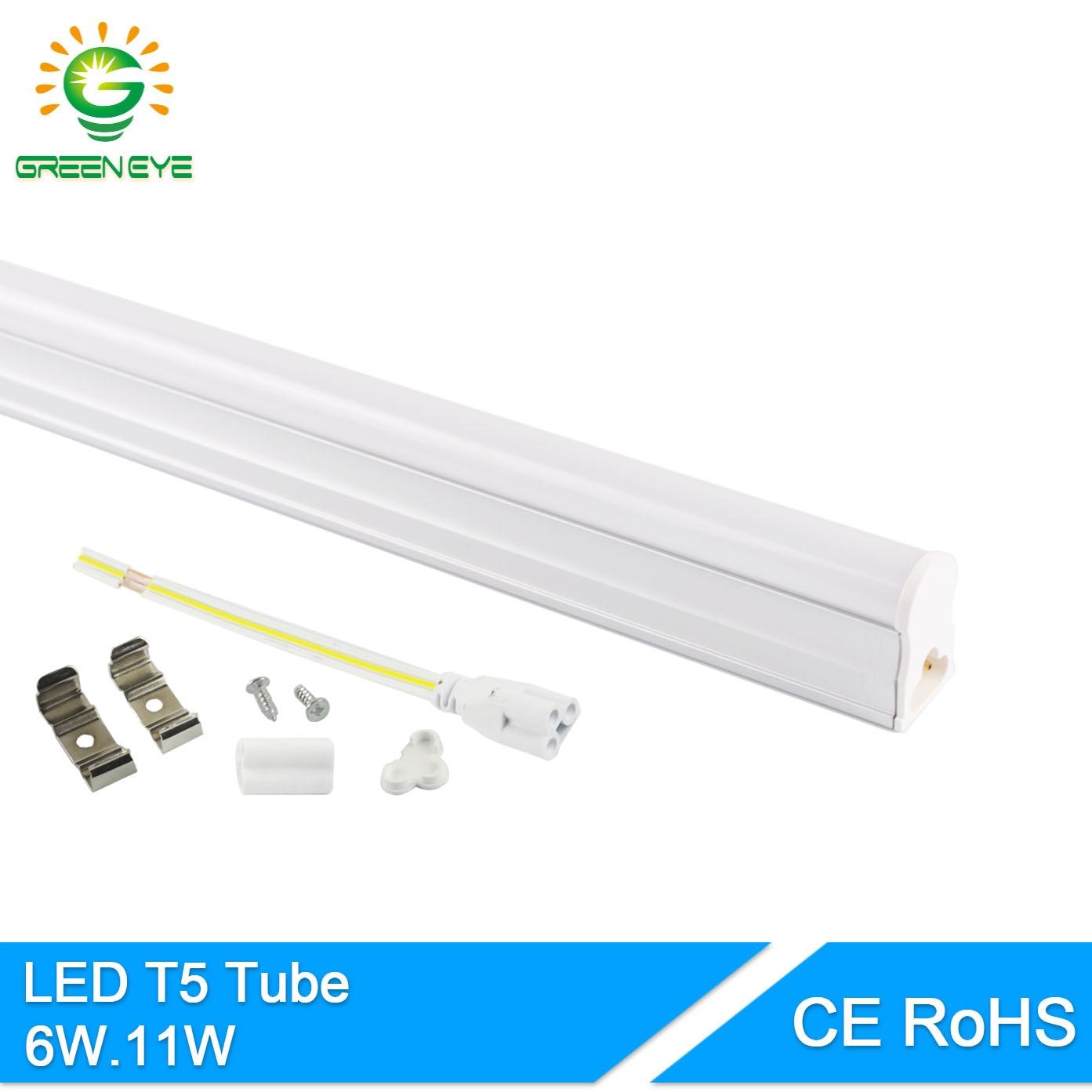 GreenEye-font-b-11W-b-font-6W-LED-T5-Tube-Light-220V-60cm-30cm-T5-lamp Fabelhafte Osram Dulux S 11w 827 Dekorationen