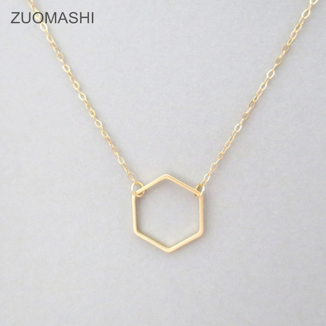 lucky gold stars necklace liwu delicate three