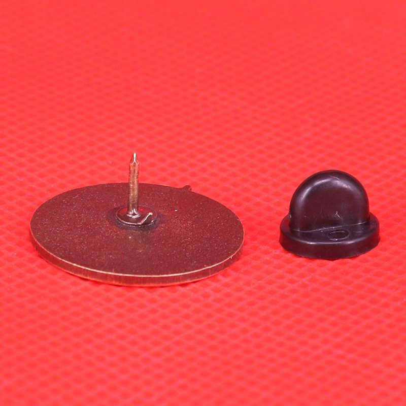 Soviet Pro Kitty Pin Penerbangan Ruang Angkasa Alam Semesta Bros Uni Soviet Komunis Hammer And Sickle Lencana Roket Peluncuran Perhiasan Pria Patriot Hadiah