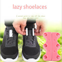 1 пара пять цветная обувь кружево магнитные шнурки Пряжка ленивый без галстука обувь S повседневное Lacet для Спортивная обувь D37