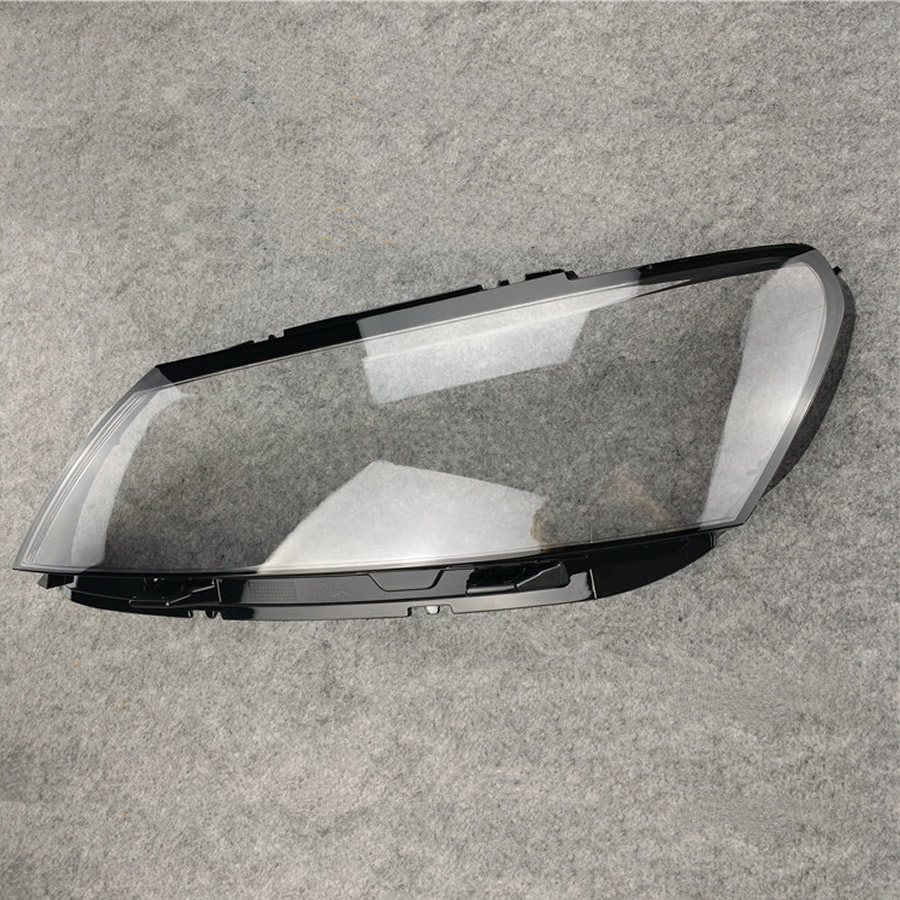 for volkswagen passat B7 11-14 front Headlight lamp shade lampshade transparent cover 2pcs volkswagen passat б у дешево