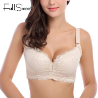 58da65f17 Big Size Push Up Bra Lace Underwear For Women Thin C D Cup 80 85 90