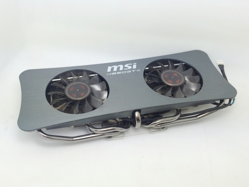 все цены на New Original MSI N260GTX 5 heat pipe radiator generic GTX260 GTX275 GTX285 graphics card cooling fan with heatsink онлайн
